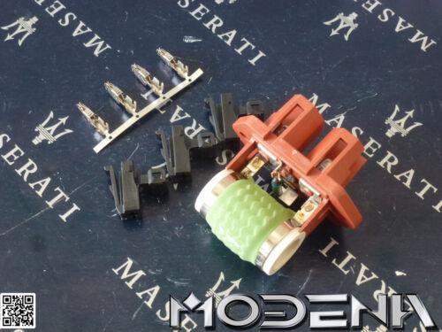 Vorwiderstand Lüftermotor Kühlerlüfter pre-resistor cooling fan Maserati 3200 QP