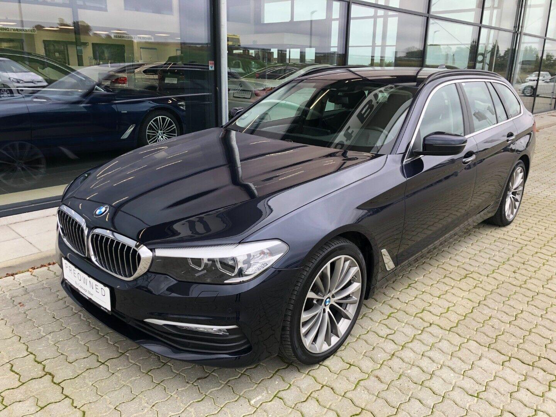 BMW 520d 2,0 Touring aut. 5d - 399.995 kr.