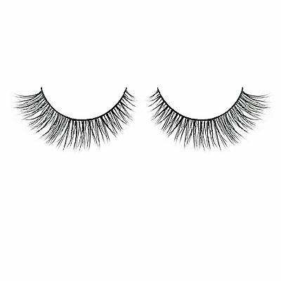 Real Mink Eyelashes Strip Lashes - Unforgettable (For Esqido)