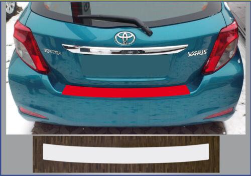 2011-2014 Lackschutzfolie Ladekantenschutz transparent Toyota Yaris XP13