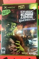 Stubbs the Zombie in Rebel Without a Pulse Microsoft Xbox System Complete Game