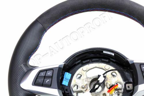 BMW Z4 E89 M Paket wippen Lenkrad Sportlenkrad neu beziehen mit ...