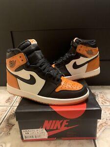 Details about Nike Air Jordan 1 Retro High Og Shatterbackboard 1.0 Size 10  Mens