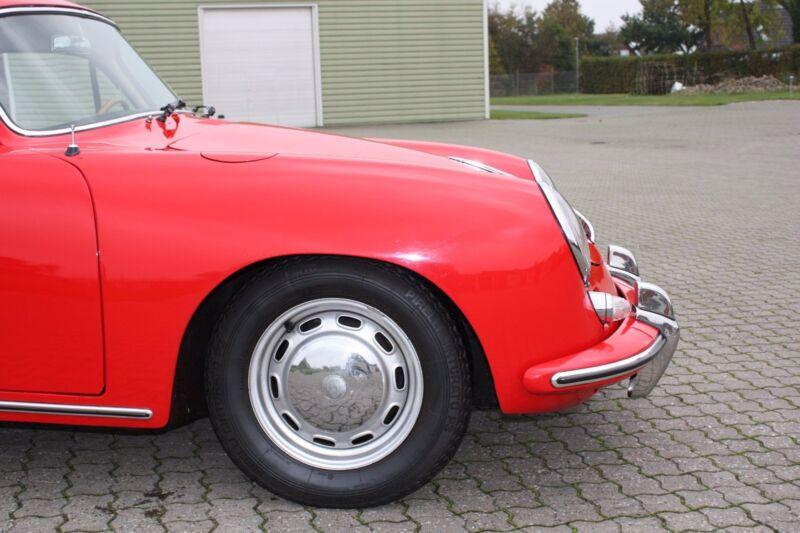 Porsche 356 SC Coupé - 5