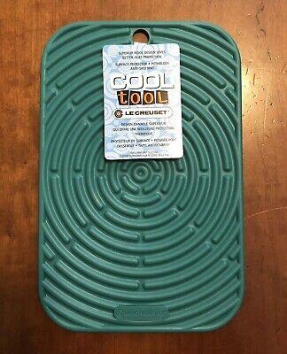 Caribbean Le Creuset 9 5 X 6 Silicone Trivet Potholder Hot Pad Jar Gripper Ebay