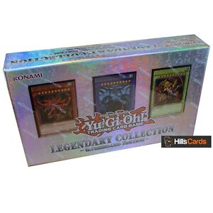 Yu-Gi-Oh-Legendary-Collection-1-Gameboard-Edition-Sealed-Box-LC01-inc-God-Cards