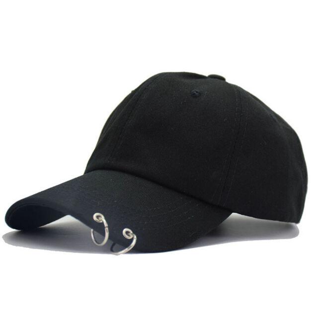 KPOP BTS Live The Wings Tour Hat Bangtan Boys Ring Adjustable Baseball Cap  Black a50b986863a