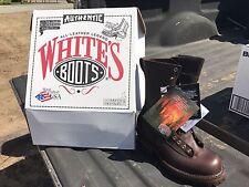 Whites Boots Smoke Jumper
