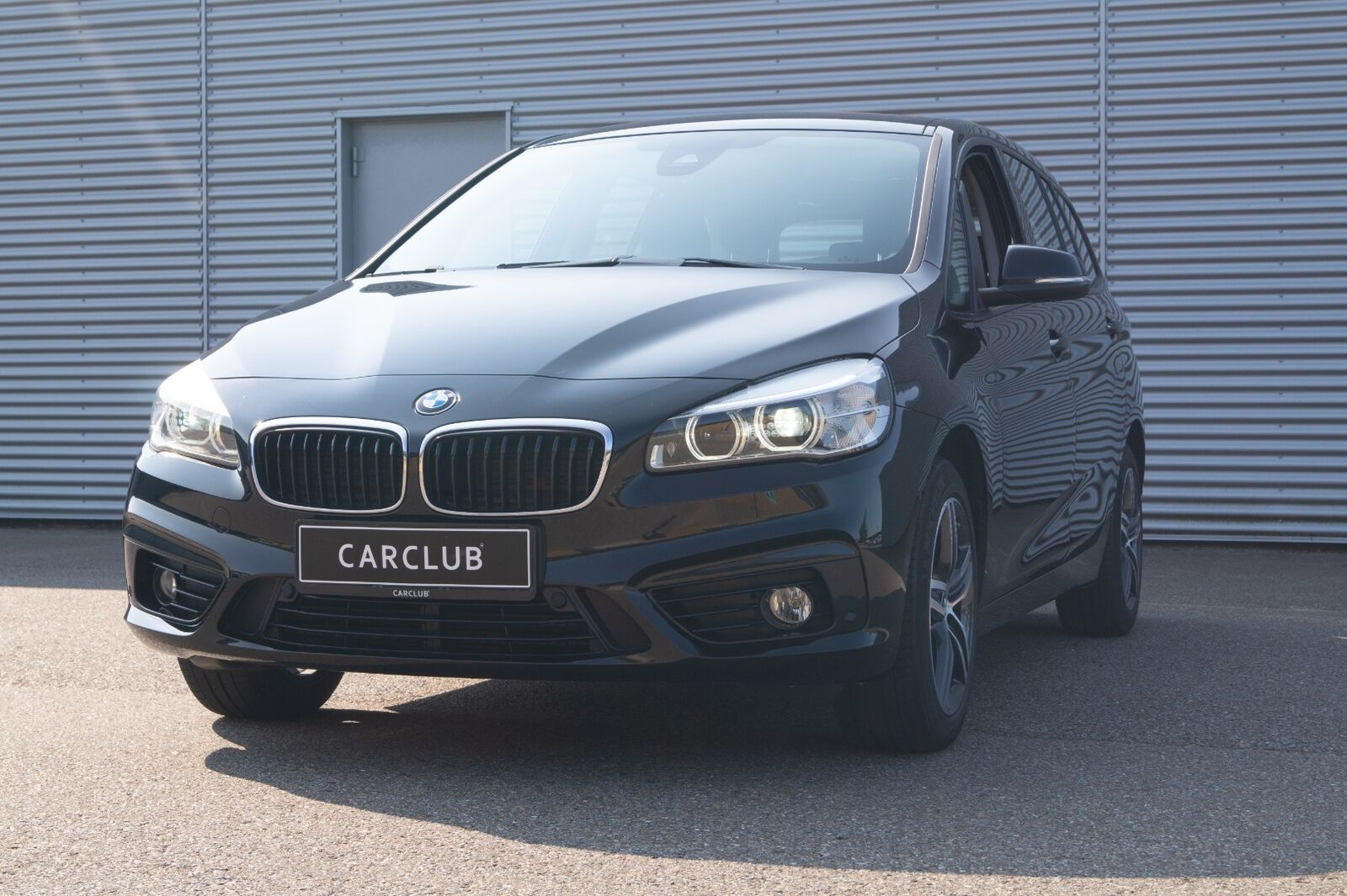 BMW 218d 2,0 Gran Tourer Sport Line aut. 7p 5d - 259.900 kr.