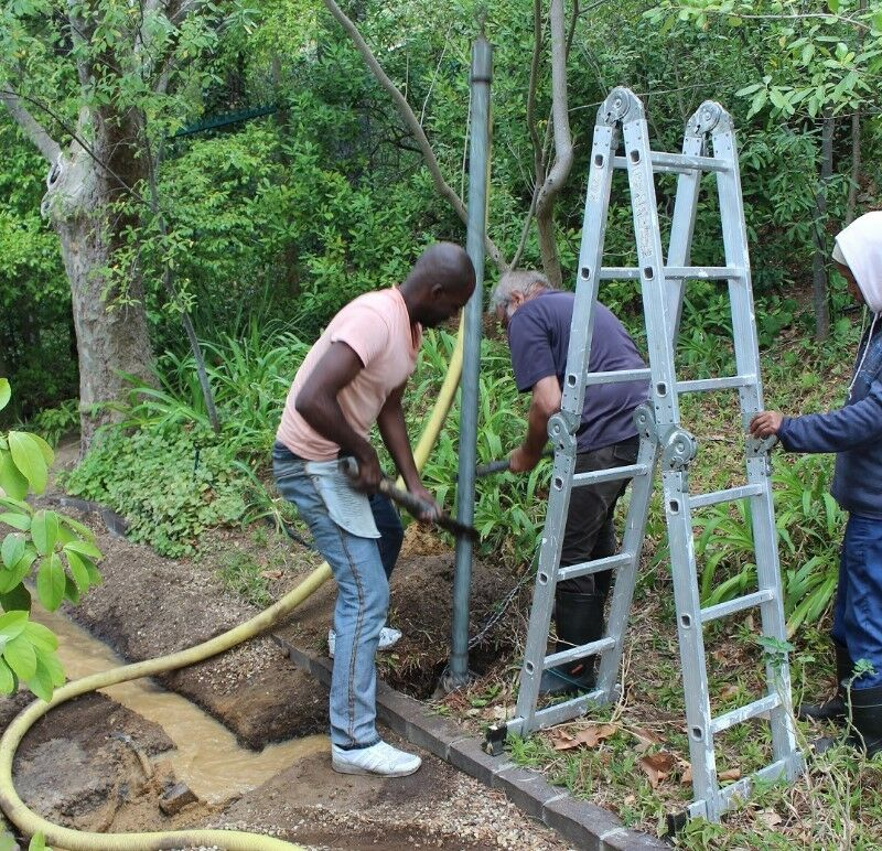 Well Points and Boreholes