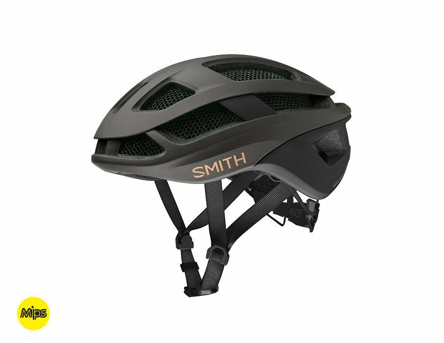 Trace Mips Bicicleta Casco Mate Smith Salsa Tamaño Pequeño 51-55Cm
