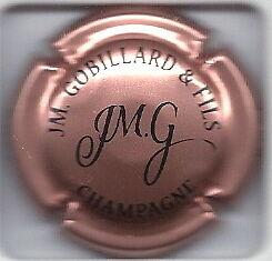 CAPSULE DE CHAMPAGNE GOBILLARD*