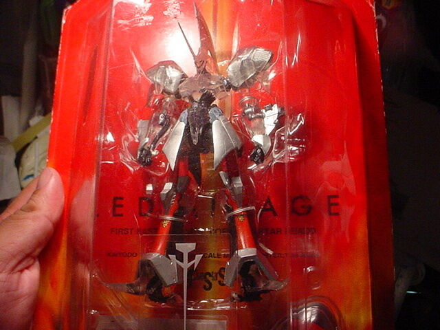 LED MIRAGE 1ST EASTER MIRAGE CORPS MORTAR HEADD 5 STAR