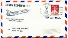 1973 F-8 Digital Fly-by Wire - Tom McMurtry -Flight Research Center Edwards NASA