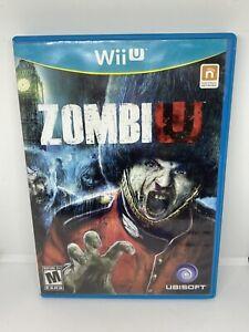 ZombiU-Nintendo-Wii-U-2012-Complete-with-Manual-Tested-Works