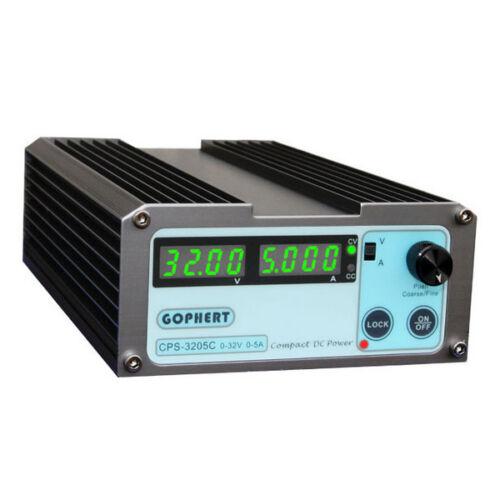 CPS-3205C 0-32V 0-5A Portable Adjustable DC Power Supply 180-264V