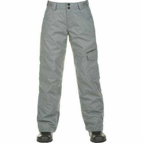 O'NEILL BOYS DOVE GREY PB VOLTA INSULATED SKI PANTS TROUSERS 11-12YR 152CM BNWT