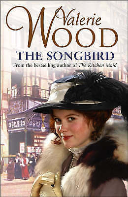 """VERY GOOD"" The Songbird, Wood, Valerie, Book"