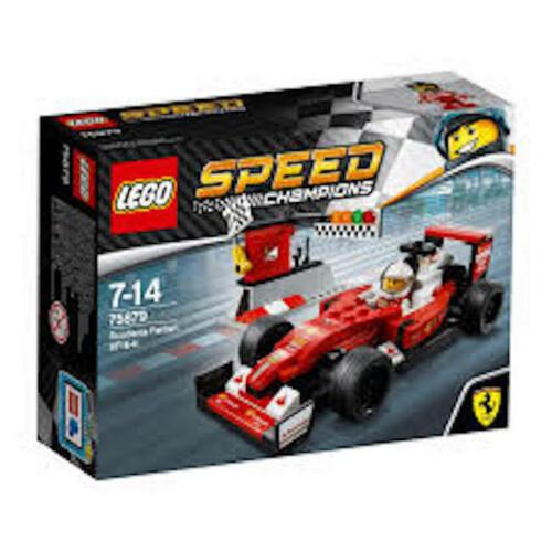 BRAND NEW SEALED LEGO SPEED CHAMPIONS 75879 SCUDERIA FERRARI RACE CAR