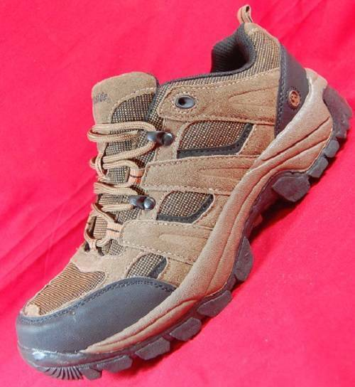 NORTHSIDE Monroe Brown+Black Men's shoes Hiking Waterproof Trail Outdoors NEW