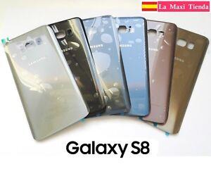 Tapa-Trasera-Bateria-para-Samsung-Galaxy-S8-Adhesivo-SM-G950F-Cubierta
