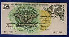 Papua Nuova Guinea Papua New Guinea 2 Kina Pick 1 #B999