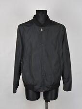 Moncler Vintage Men Bomber Jacket Size 6, Genuine
