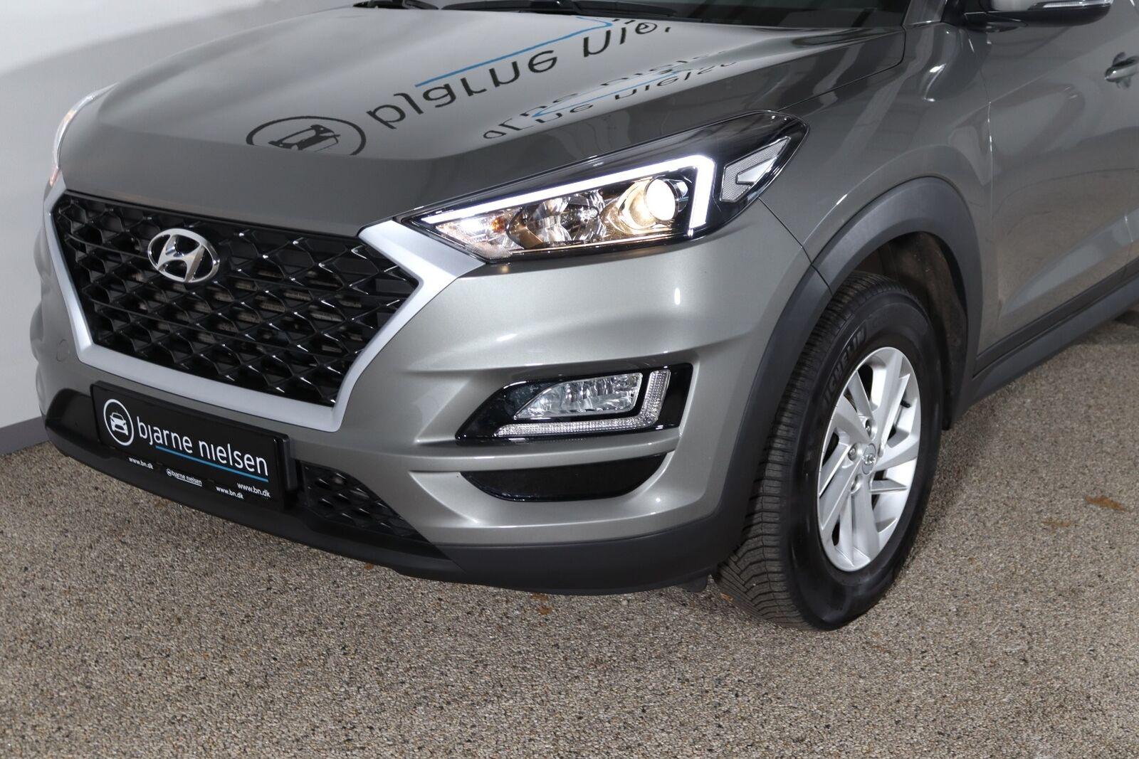 Hyundai Tucson 1,6 GDi Life - billede 4