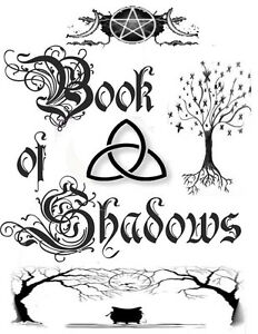 Book-of-Shadows-19-Divider-Cover-Page-Lot-on-parchment-amp-color-pics-DIV7