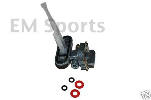 GAS FUEL TANK SWITCH VALVE PETCOCK Yamaha Moto-4 YFM200 YFM225 YFM250 Atv Quad