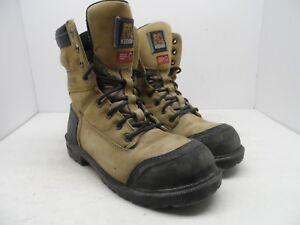 557e3eb97e3 KODIAK Men's 8'' Blue Plus Aluminium Toe Composite Plate Work Boots ...