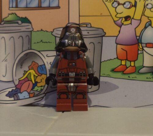 Star Wars Lego mini figure RED SITH TROOPER 75001 clone storm soldier