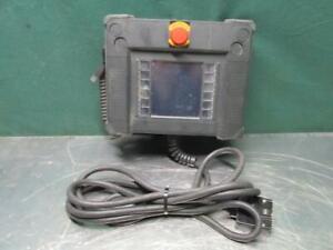 Idec-HG2R-SB62YH-MK117-CC-Pendant-Host-Interface-Operator-Panel-Module-Control
