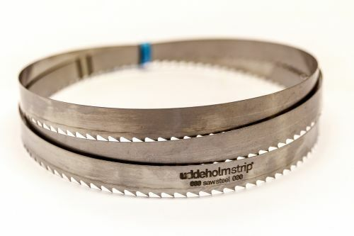 Bands/ägeblatt 3 x SBM Uddeholm Holzs/ägeband 3340 x 15 x 0,7 mm mit 6 mm Zahnabstand
