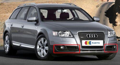 S LINKS Stoßstange Original Audi A6 C6 07-11 Allroad O//S RECHTS n