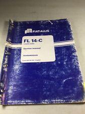 Fiat Allis Fl14c Crawler Transmission Service Manual