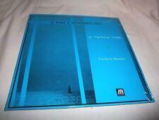 "AL ""THE BISHOP"" HOBBS & MUSIC MASTERS-O WHAT A WONDERFUL GOD-50009 NEW SEALED LP"