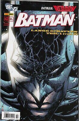 Fein Batman 3 Serie Panini Comics 2010 Reborn Fehldruck!! # 42 deutsch Top Klar Und Unverwechselbar