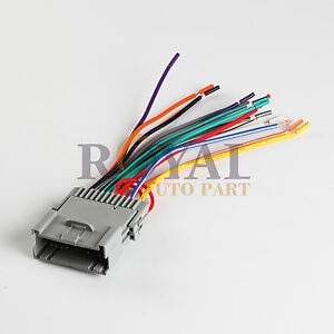 details about raptor gm 4003 2000 2005 saturn in dash radio wire harness kit metra 70 2002  audio wiring harness 2002 saturn #13