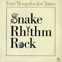 Ivan boogaloo Joe Jones Snake Rhythm Rock Prestige Sealed Vinyl Lp