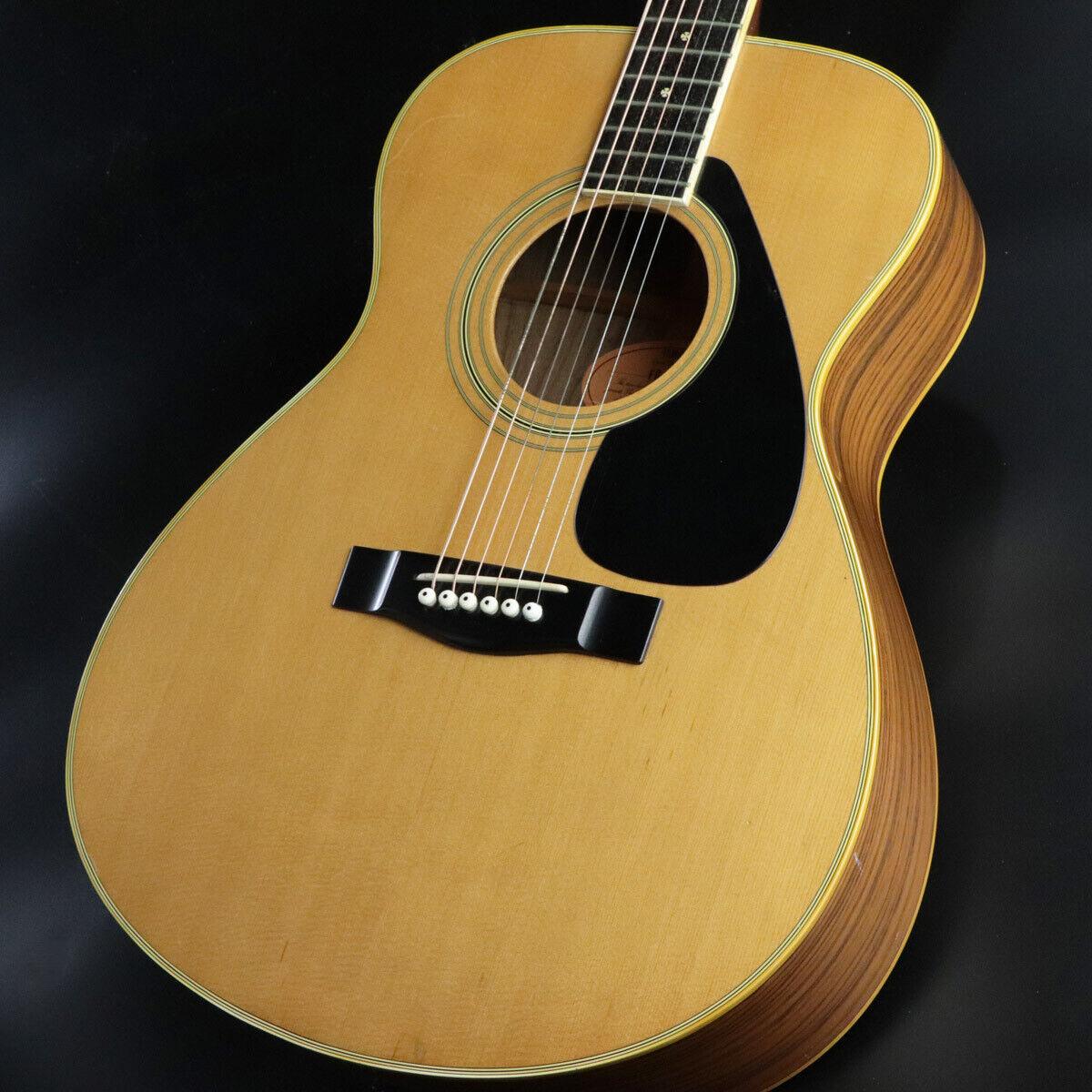YAMAHA FG-302B acoustic guitar Japan rare beautiful vintage popular EMS F   S