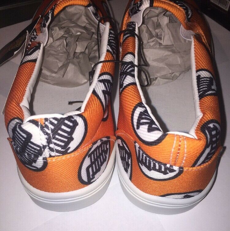Dragon Ball Z Schuhes. Quick Turn Core Deck Schuhes. Z Brand New. Adult Größe 10 Limited Ed. e8676c