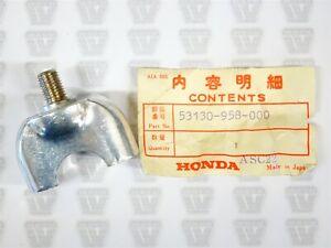 NOS HONDA STARTER BRUSH HOLDER PLATE TRX ATC 250 ES SX 85 86 87 31206-HA0-004