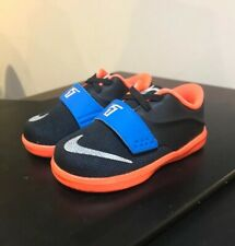 KD VII Toddlers Nike TD shoes sneakers new 669943 002 black crimson