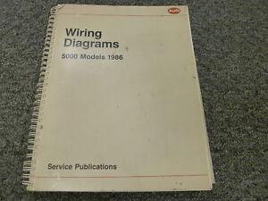 1986 audi 5000 quattro sedan wagon electrical wiring diagrams manualimage is loading 1986 audi 5000 quattro sedan wagon electrical wiring