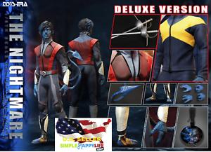 1//6 Diablo X MEN Toys Era TE027 Blue Devil Deluxe Version ❶ USA en stock ❶