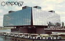 Vintage 1967 Expo Postcard Montreal