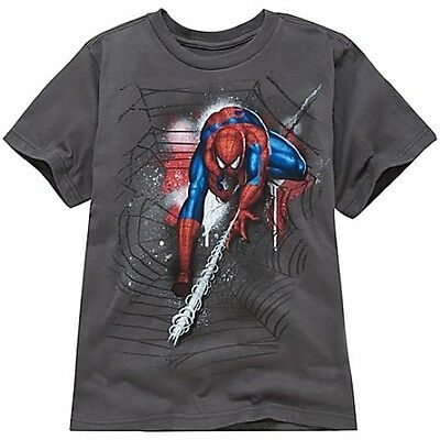 Neuf Avec étiquettes Disney Store costume d/'Iron Man Shirt Marvel Avengers Garçon 4 5//6 7//8 10//12 14