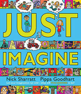 Just-Imagine-by-Goodhart-Pippa-ExLibrary