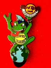 HRC Hard Rock Cafe Louisville Save the Planet 2014 Rock Frog LE300